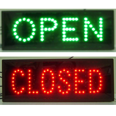 open-closed